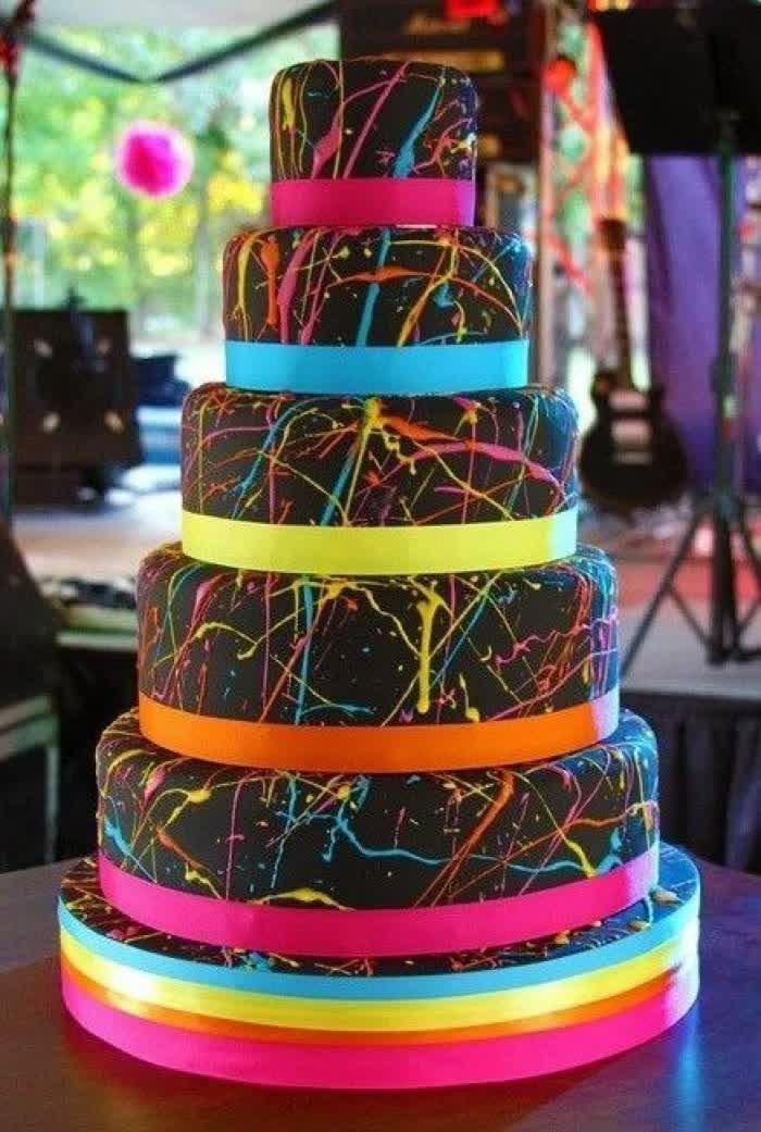 2016 Unique Wedding Cakes