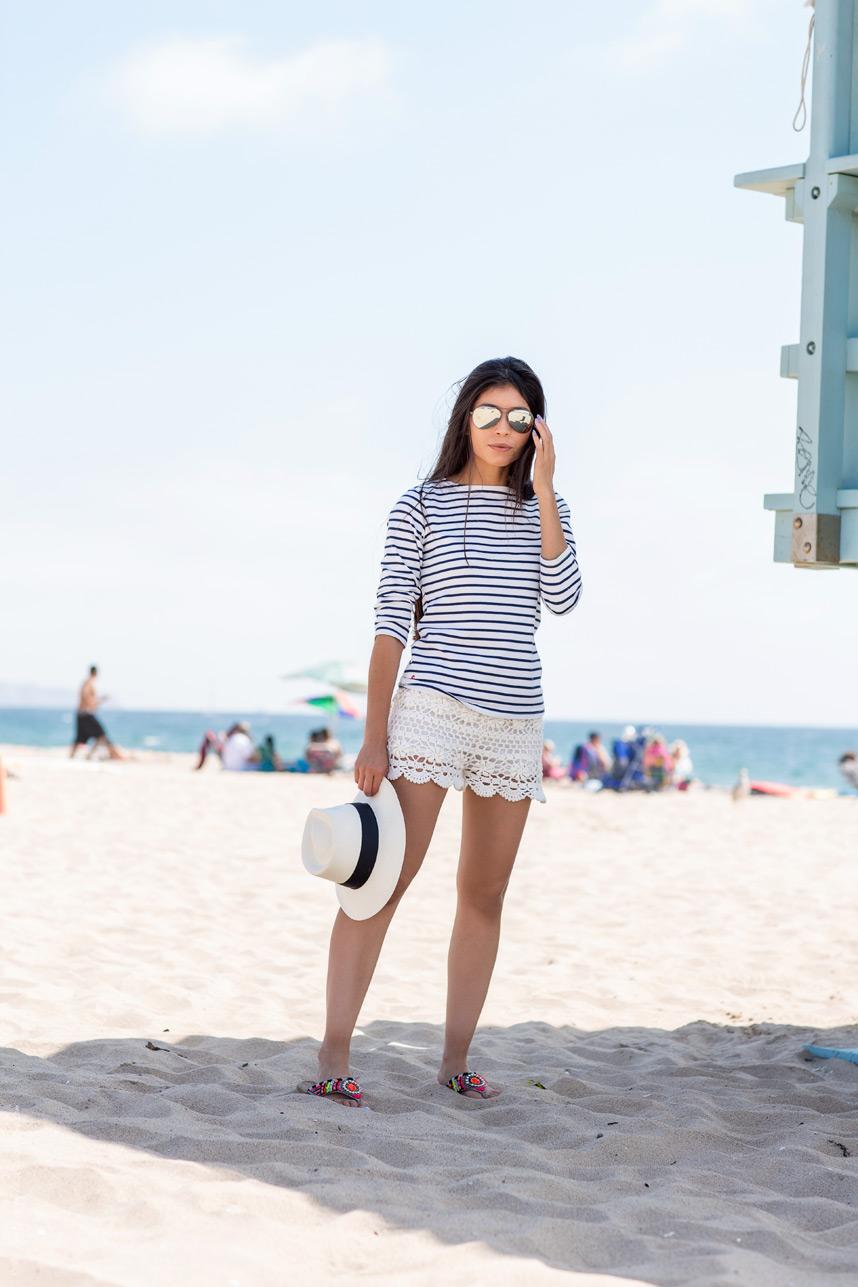 A Cute Beach Outfit
