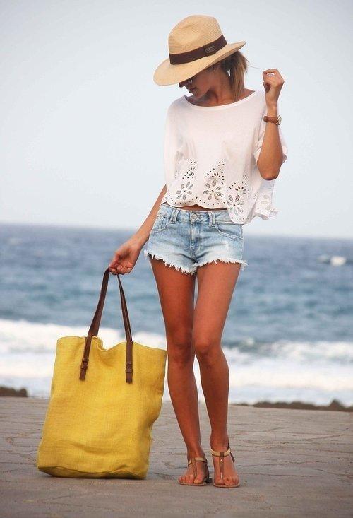Beach Outfit Ideas