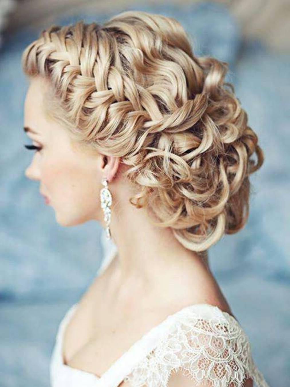 Sensational Wedding Hair Braids 2016 Braids Short Hairstyles Gunalazisus