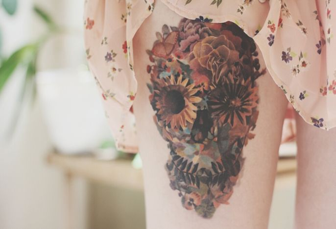 Intensely Beautiful Tattoo Art