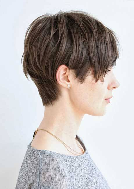 Pixie Cut for 2016