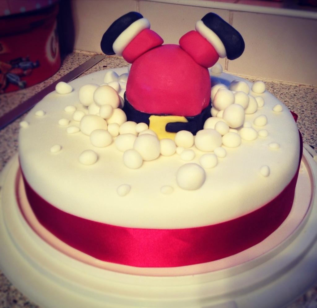 christmas cake Inspirations