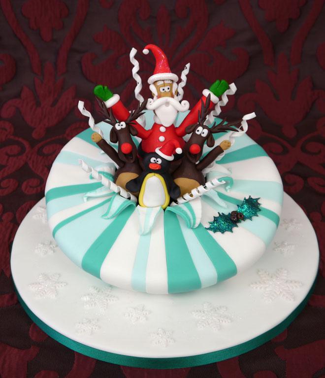 christmas-cake-decoration-idea