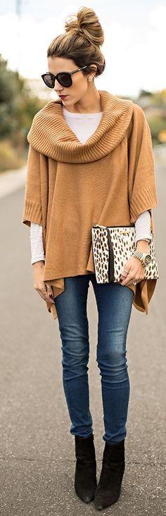 long rectangular scarf