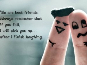 20 Best Friend Quotes For Best Friendship