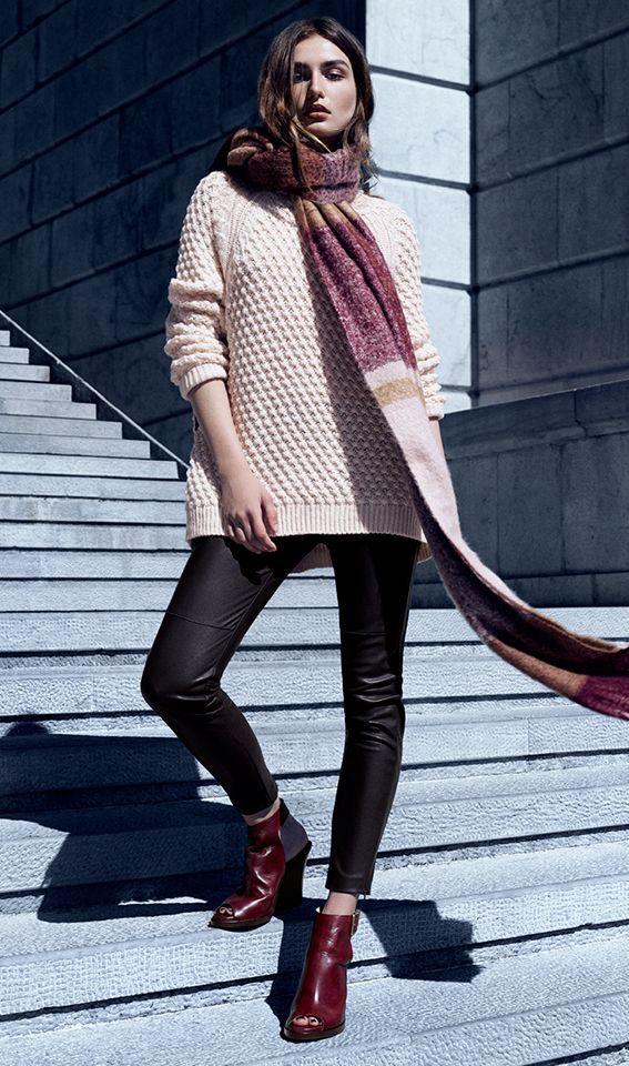 winter fashion look
