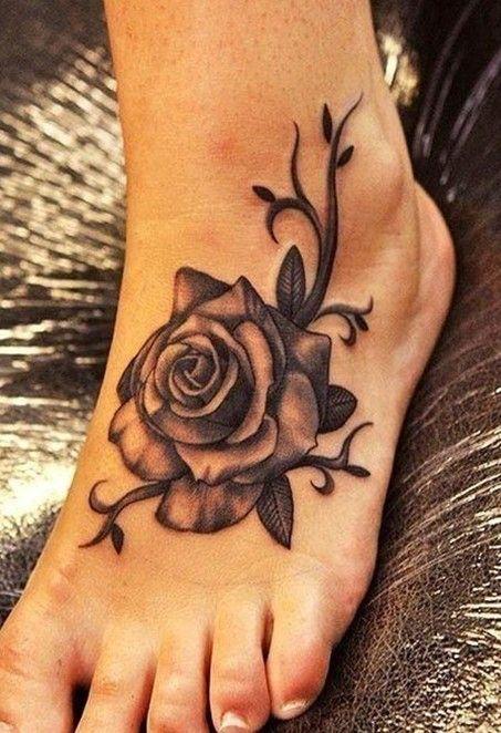 Best Rose Tattoos Designs