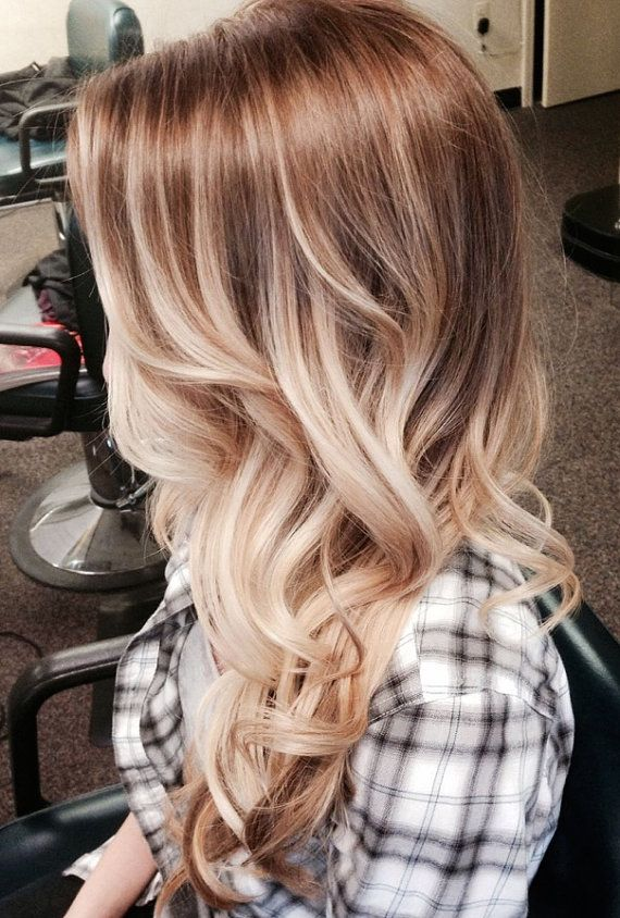 Bohemian-Blonde-Ombre-Style
