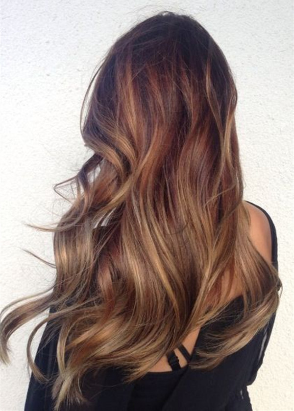 Brown-ombre-hair-color-long-balayage-hairstyle-trend-of-2016