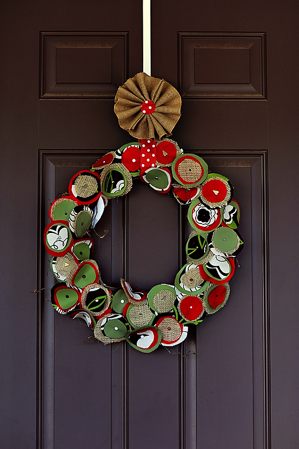 Christmas Wreath, DIY