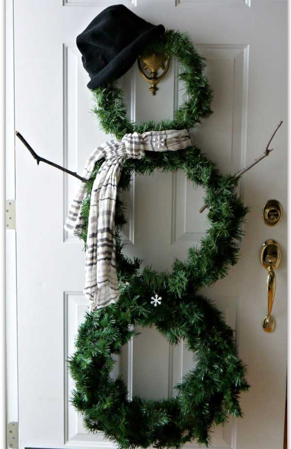DIY-Versatile-Snowman-Wreath