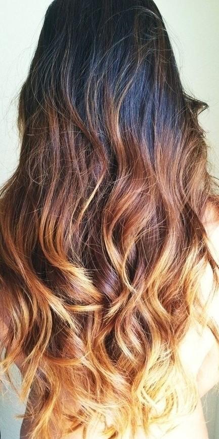 Dark-to-Brown-Blonde-Ombre-Hair