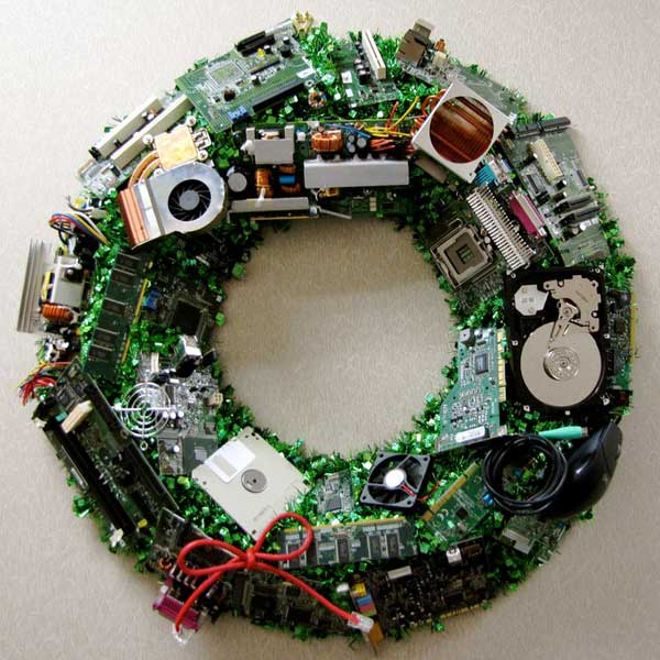 Geeky-wreath