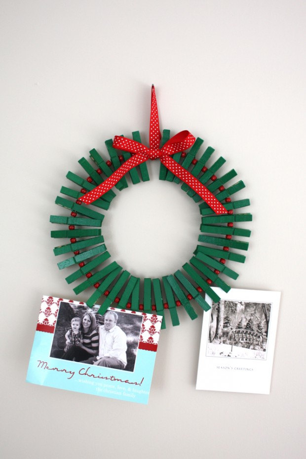 Great DIY Christmas Wreath Ideas