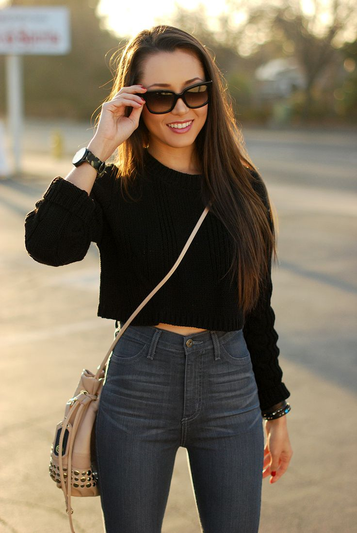 31 Awesome Crop Top Outfits Ideas