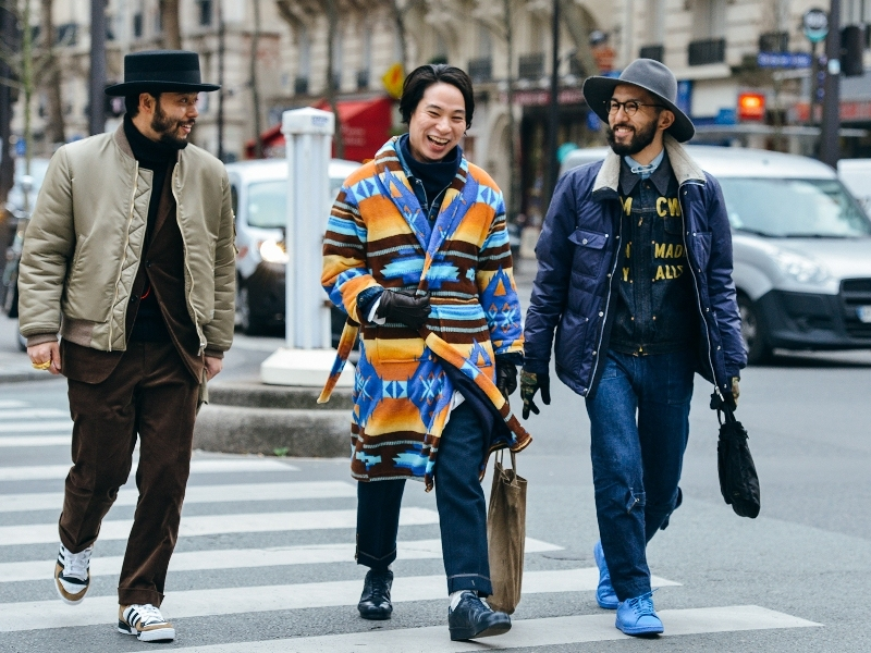 Men's Paris Fashion Week