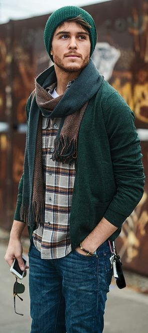 Mens Winter Fashion Inspiration