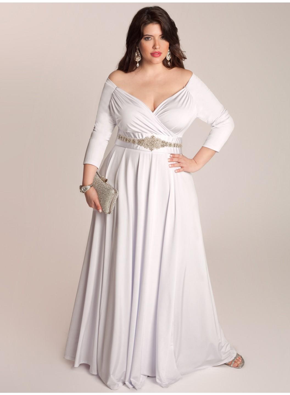 Plus-Size-Wedding-Dress