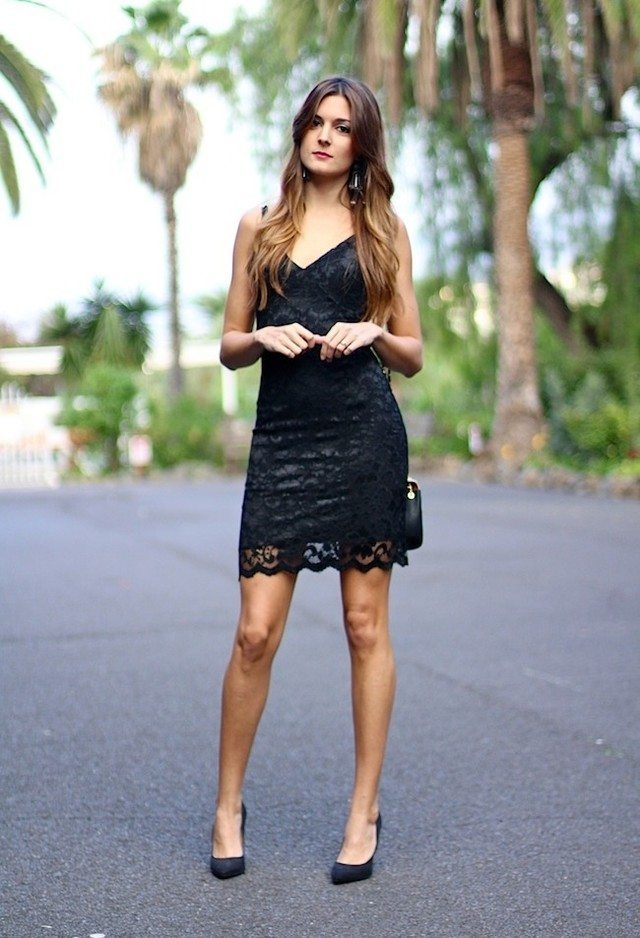 Short Lace dresses ideas