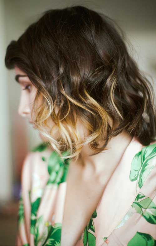 Short Ombre Hair Cuts for 2016