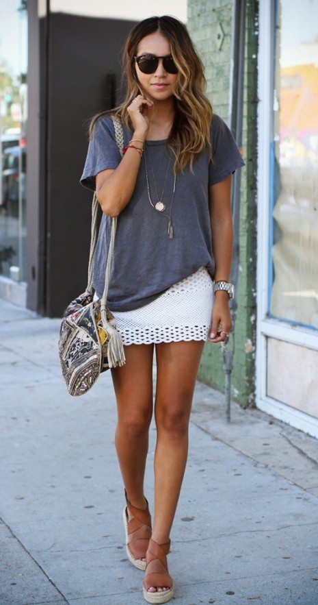 Stylish and Chic Outfit Ideas for This Summer