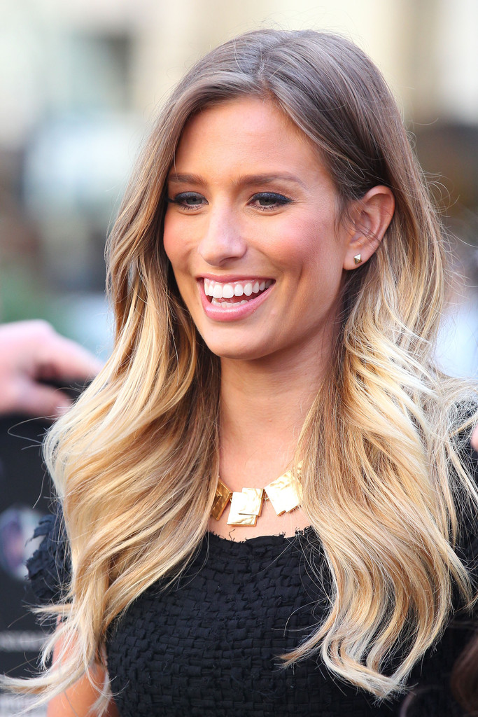 The Glamorous Ombre Hair Color
