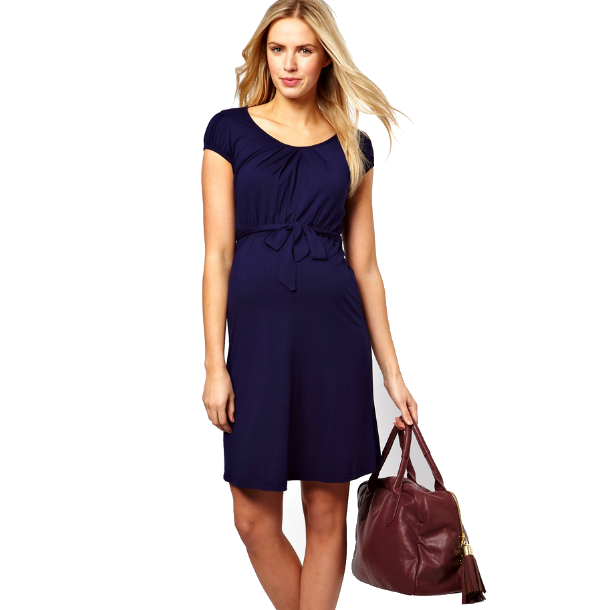 maternity-belted-dress-with-scoop-neck-full