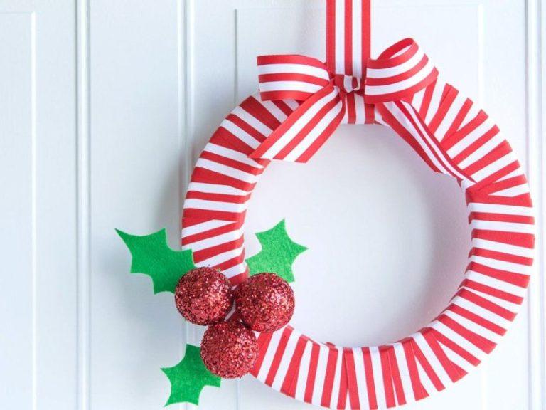 51 DIY Christmas Wreaths Ideas
