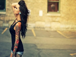 25 Feminine Cute & Sexy Tattoos For Women