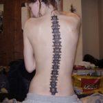 25 Best Spine Tattoo Ideas for Women