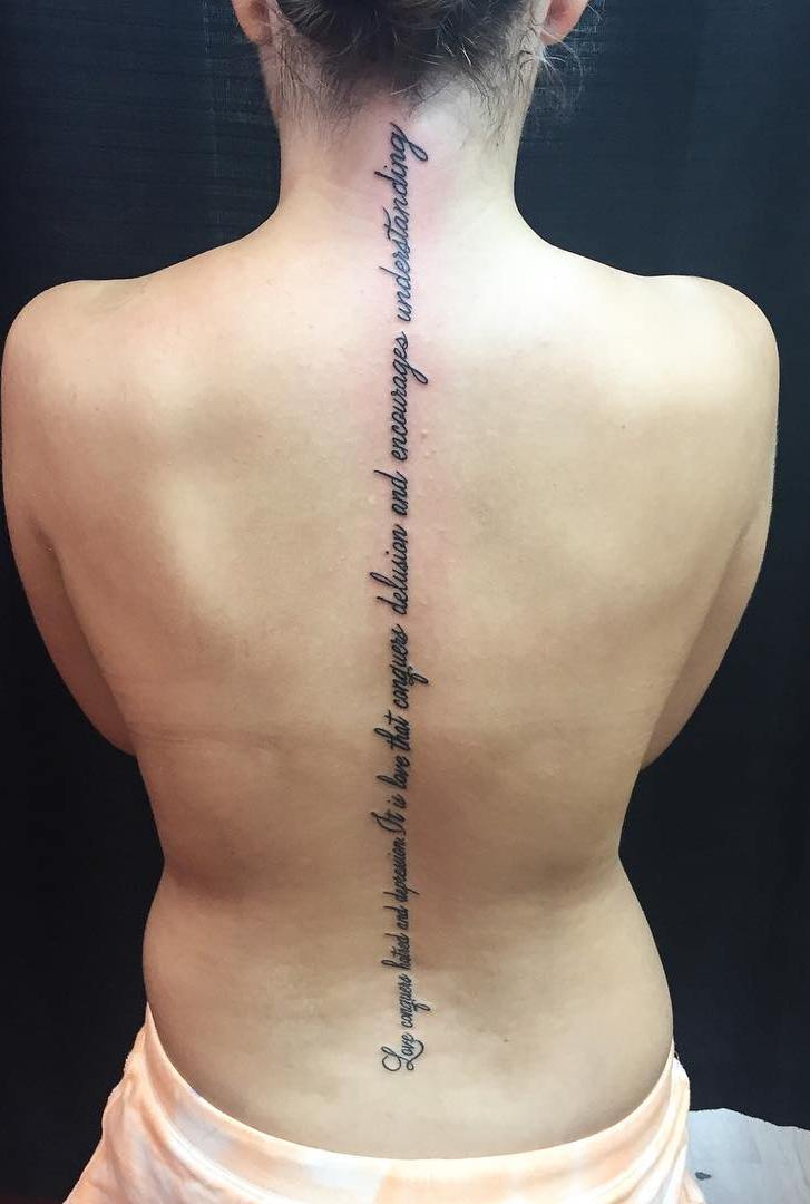 Lettering-Tattoo-on-Spine