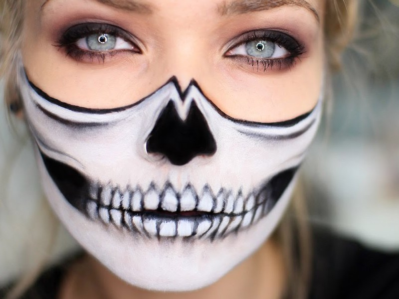 25 Awesome Halloween Makeup Ideas For Women