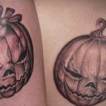 21 Permanent Halloween Tattoo Ideas