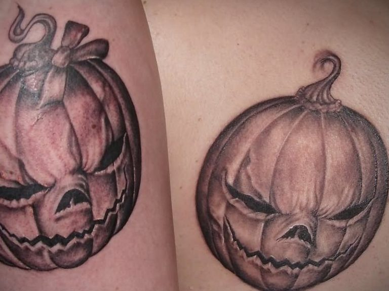 21 Permanent Halloween Tattoo Ideas