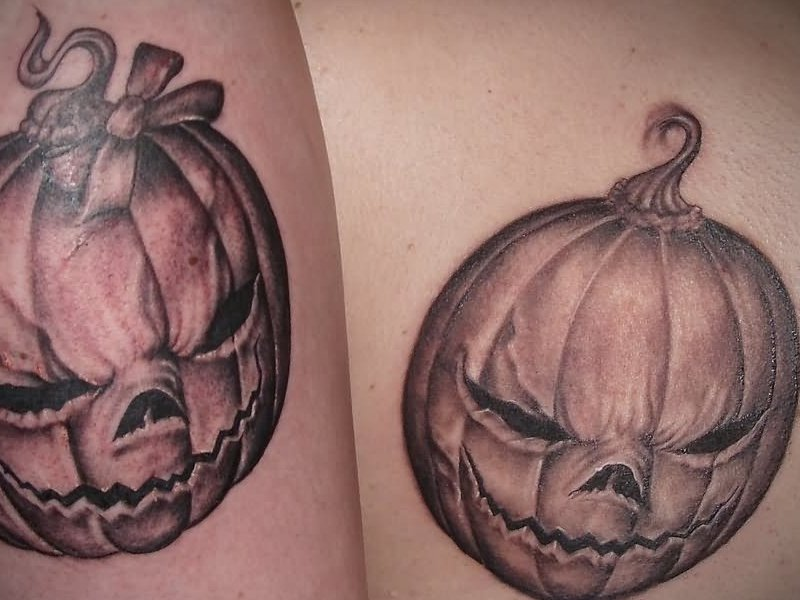 b640f211105a2 21 Permanent Halloween Tattoo Ideas