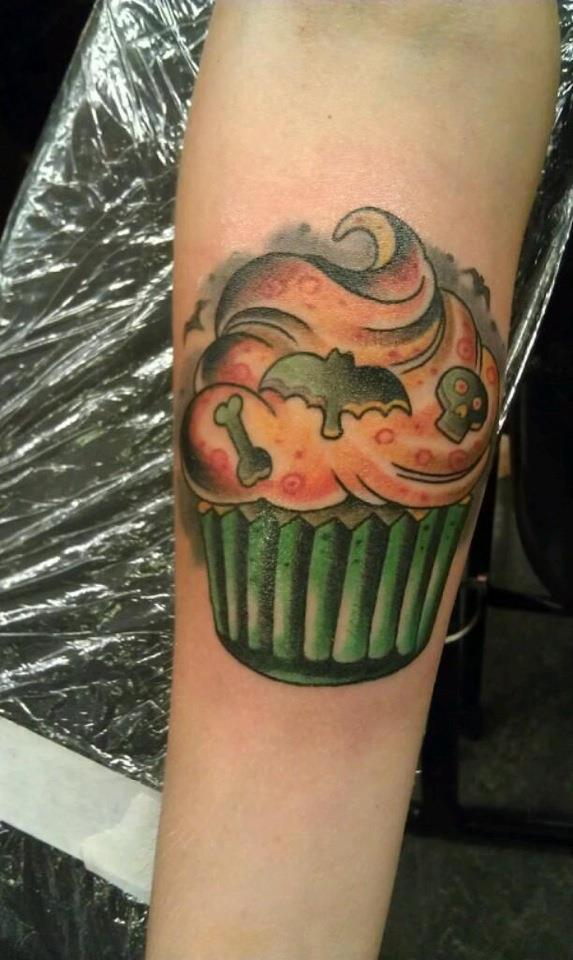 the-halloween-cupcake