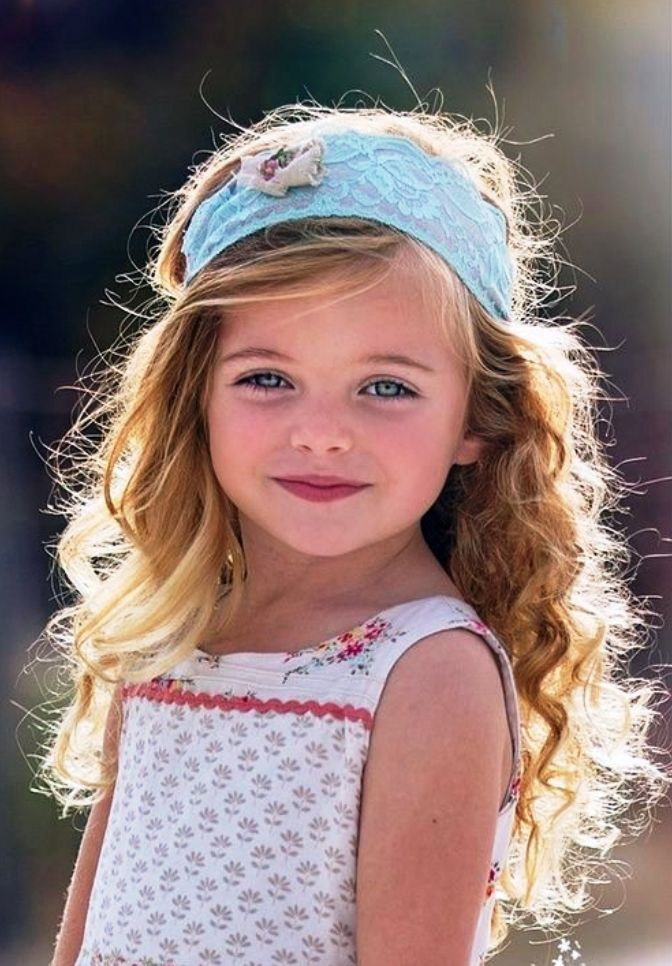 00. Curly Hairstyles For Kids