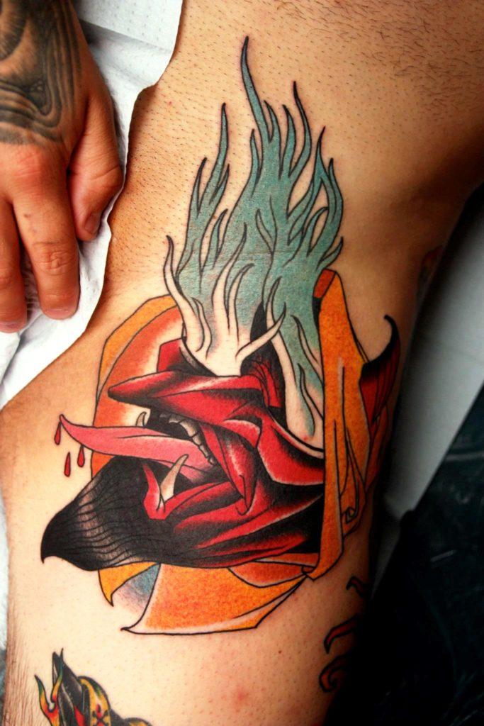 10-devil tattoos ideas