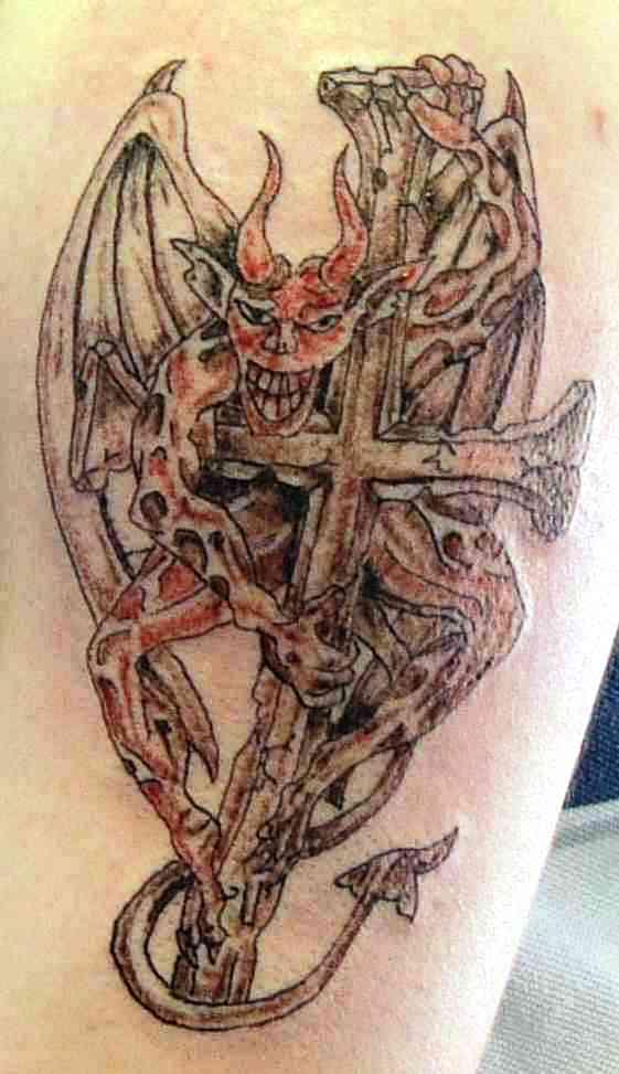 11-devil tattoos ideas