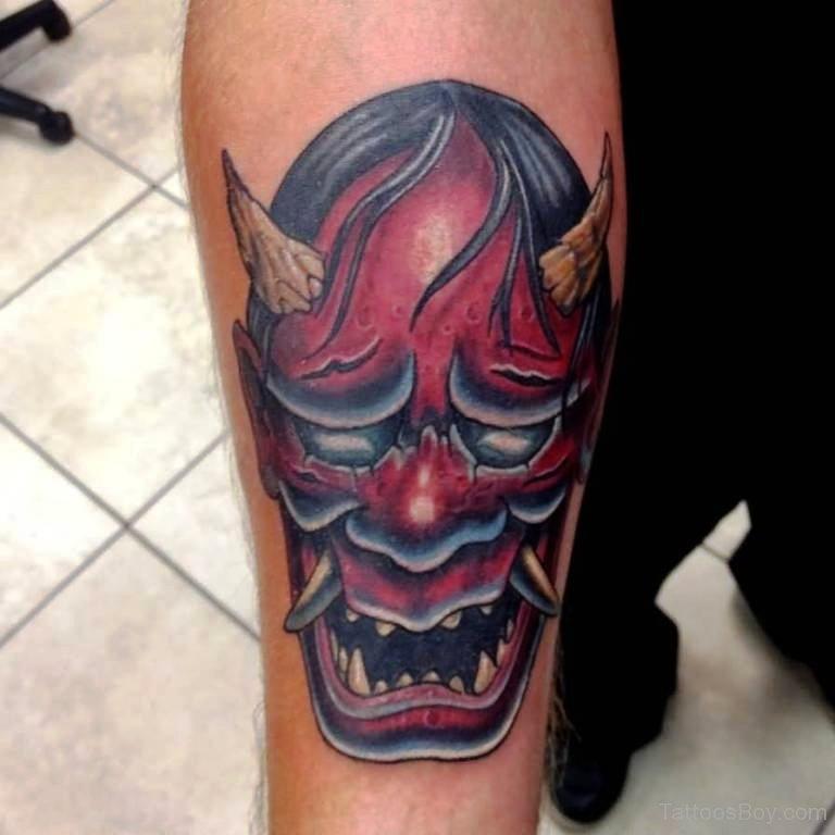 12-devil tattoos ideas