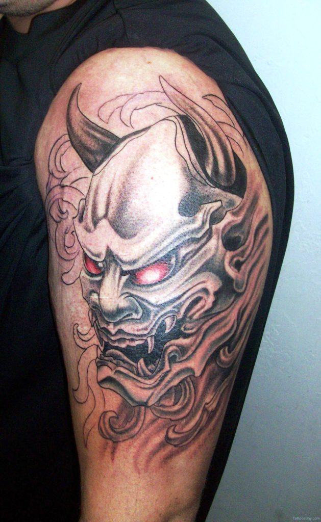 16-devil tattoos ideas
