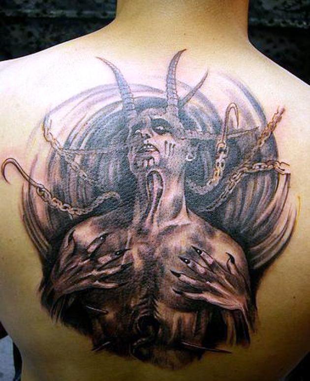17-devil tattoos ideas