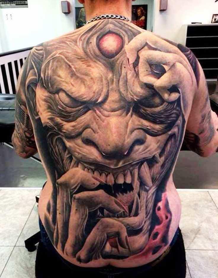 18-devil tattoos ideas