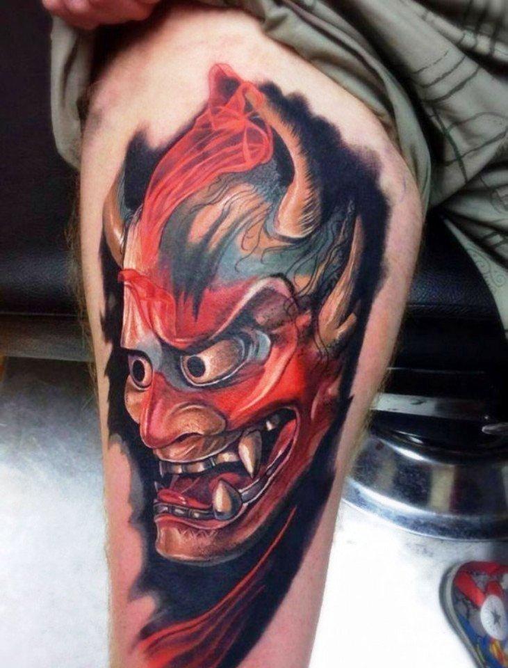 19-devil tattoos ideas