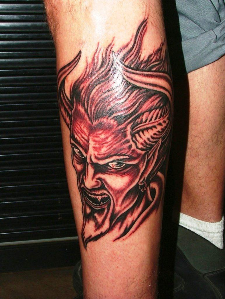21-devil tattoos ideas