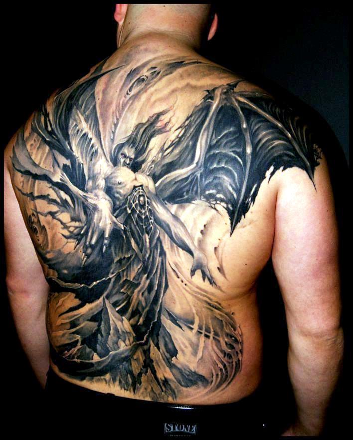 25-devil tattoos ideas