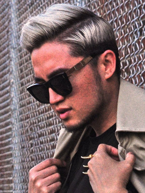 3-combover hairstyles Ideas