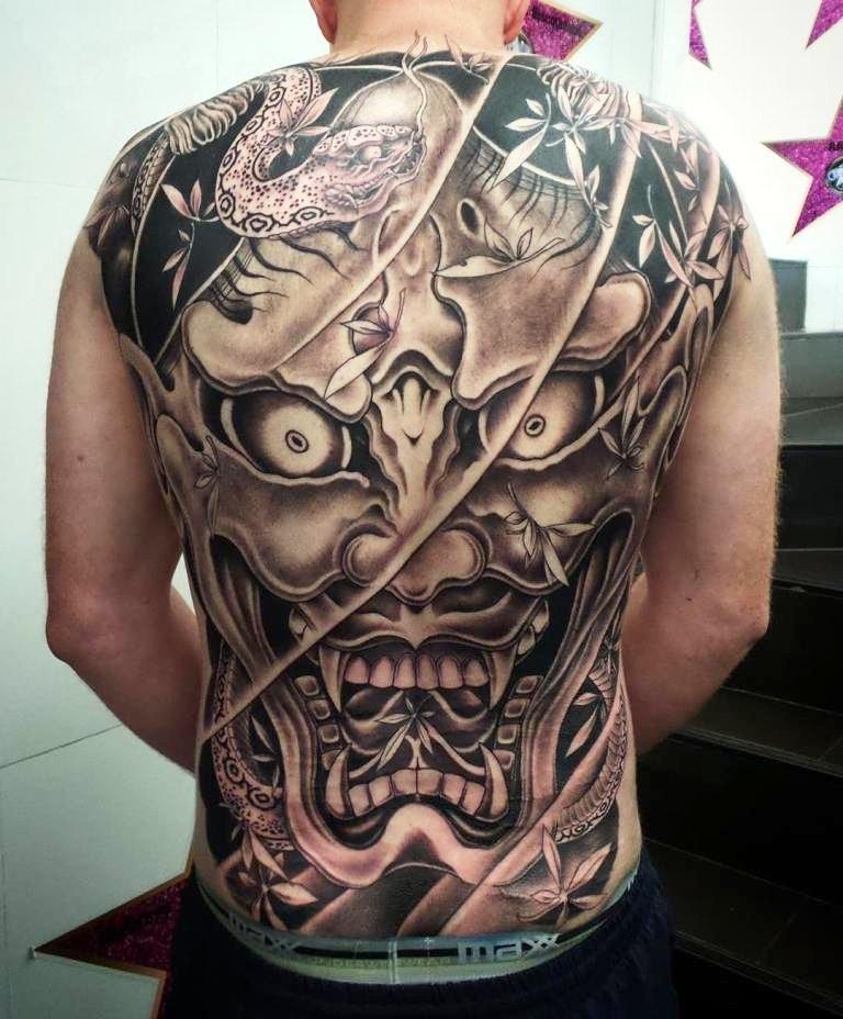 5-devil tattoos ideas
