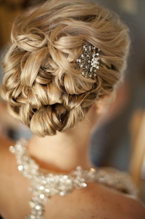 Astounding Wedding Updo Hairstyles Best Layered Haircuts Amp Trends Ideas Short Hairstyles Gunalazisus